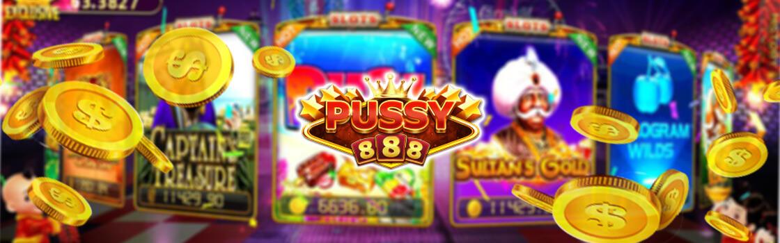 Pussy888 คาสิโนดีๆเพื่อคุณ