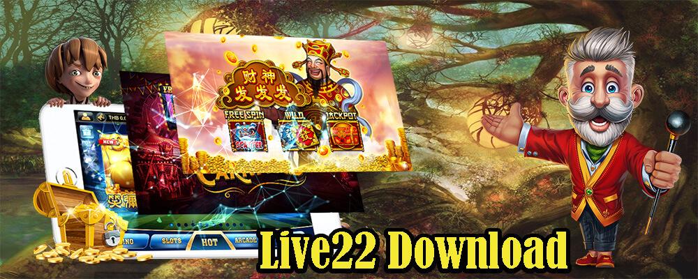 Live22 Download คนไหนสนใจเชิญทางนี้